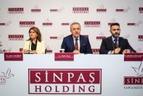 SINPAŞ - Sinpaş Markası Tek Bir Çatı Altında Toplanıyor