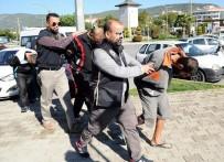 YARDIM VE YATAKLIK - Suriyeli PKK'lı Ve 3 Gemi Mürettebatı Adliyeye Sevk Edildi