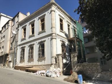 Tarihi Osmanlı Konağı kurtuldu