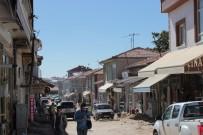 KAPALI ÇARŞI - Tarihi 'Uzun Çarşı' Restore Ediliyor