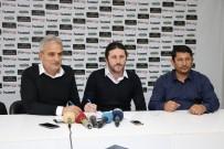 SIHIRLI DEĞNEK - Teknik Direktör Fatih Tekke, Manisaspor'la Sözleşme İmzaladı