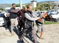 GEMİ PERSONELİ - Teröristleri Ülkeye Sokan Suriyeli Gemi Personeli İle Bir Terörist Tutuklandı