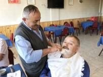 Tokat'ta Köy Berberliği Yaşatılmaya Çalışıyor