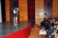 TUNCELİ VALİSİ - Ünlü Yazar Sinan Yağmur, Tunceli'de Öğrencilerle Buluştu