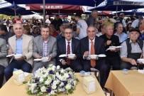 KERBELA - Vali Su, Mersin Cemevi'nde Aşure Etkinliğine Katıldı