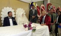 MAVİ MARMARA - Vali Zorluoğlu İlk Kez Nikah Kıydı