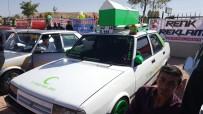HÜSEYIN YıLDıZ - 'Van 2. Otomobil Fuarı' Büyük İlgi Gördü