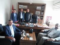 ODALAR VE BORSALAR BIRLIĞI - Yerköy'de Öğrencilere Kırtasiye Ve Giyim Yardımı