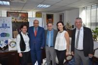 BAĞLıLıK - Yunanistan'ın Midilli Ve Hanya Belediyeleri'nden Edremit'e Ziyaret