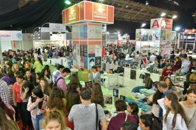 8. Antalya Konyaaltı Kitap Fuarı, yeni yerinde