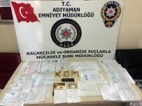 SATIŞ SÖZLEŞMESİ - Adıyaman'da Tefeci Operasyonu