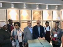 GANA CUMHURİYETİ - Afrikalı Büyükelçiler Türkiye'nin Seramik Teknolojisine Hayran Kaldı