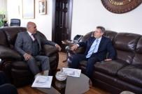 ALİ KORKUT - Ağrı Valisi Süleyman Elban'dan, Korkut'u Ziyaret