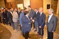 HASAN ANGı - AK Parti Konya Eski Ve Yeni İl Yönetimleri Bir Araya Geldi