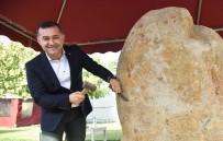 TAŞ HEYKEL SEMPOZYUMU - Alanya'da 14.Uluslararası Taş Heykel Sempozyumu Başladı