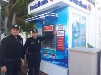 POLİS İMDAT - Alanya'da ATM Dolandırıcılığına Üç Ayarı Dilde Afişli Önlem