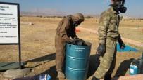 RADYOAKTİF - Ankara İtfaiyecilerine Kimyasal Ve Nükleer Eğitim