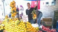 SEMT PAZARLARı - Aydın'da Mevsimlik Meyve Sebzeler Alıcı Bekliyor