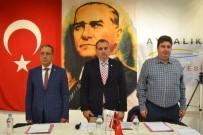 DANıŞTAY - Ayvalık Belediyesi Kasım Ayı Meclis Toplantısı Gerçekleştirildi