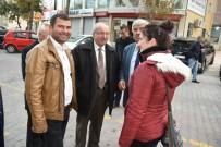 KAPAKLı - Başkan  Albayrak Kapaklı'da Vatandaşlarla Buluştu