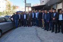 KADİR ALBAYRAK - Başkan Albayrak, Kapaklı'daki Dernek Yöneticileriyle Buluştu
