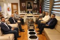 CEYHAN NEHRİ - Başkan Boydak, Projelerini İhlas'a Anlattı