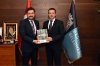 BEŞIKTAŞ BELEDIYESI - Başkan Hazinedar, 1 Günlüğüne Kardeş Şehir Belediye Başkanına Koltuğunu Bırakıyor