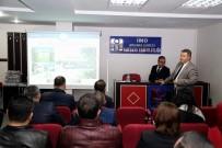 SAĞLIK OCAĞI - Başkan Palancıoğlu İnşaat Mühendisleriyle Bir Araya Geldi