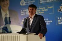 MENDERES TÜREL - Başkan Türel, 3 Mahalleye 3. Etap Raylı Sistem Projesini Anlattı