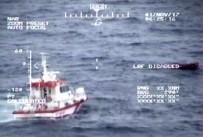 DENIZ KUVVETLERI KOMUTANLıĞı - Batan Geminin Yeri Belirlendi