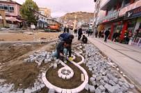 AY YıLDıZ - Belediye Çalışmaları Dört Koldan Devam Ediyor