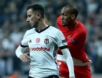 MONACO - Beşiktaş liderliği bırakmadı