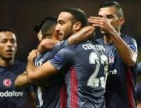 UEFA ŞAMPİYONLAR LİGİ - Beşiktaş tur için sahaya çıkıyor