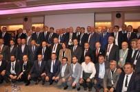 MEVLÜT UYSAL - Bilecikli Başkanlar Marmara Belediyeler Birliği Toplantısında