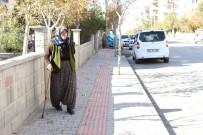 Bisikletli Kapkaççı Yaşlı Kadının Cüzdanını Alarak Kaçtı