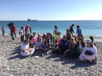 KÖPEK BALIĞI - Bitlisli Çocukların Antalya Rüyası Gerçek Oldu