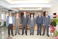 FATİH DOĞAN - CHP'li Meclis Üyelerinden Belediye Başkanına Ziyaret