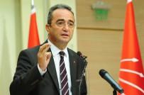 AHLAKSIZLIK - CHP Sözcüsü Tezcan, Yine Kendisini Savundu