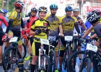 TÜRKIYE BISIKLET FEDERASYONU - Dalaman'da Bisiklet Festivali Nefes Kesti
