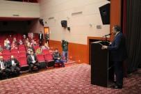 MUSTAFA AKSU - Develi'de Madde Bağımlılığı Seminerleri Devam Ediyor