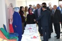 SECCADE - Elazığ'da 'Tahta Baskı' Sergisi Açıldı