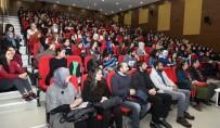 EMEKLİ BÜYÜKELÇİ - Emekli Büyükelçi Kenan Gürsoy, ERÜ'de Konferans Verdi