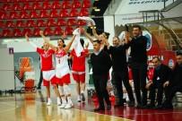 MILAN - Eurocup Kadınlar E Grubu Açıklaması AGÜ Spor Açıklaması 99 - İstanbul Üniversitesi Açıklaması 64