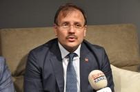 DEVLET DENETLEME KURULU - 'FETÖ İle İrtibatlı 161 Vakıf Kapatıldı'