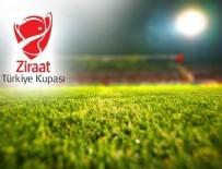 TÜRKIYE KUPASı - Ziraat Türkiye Kupası'nda kura heyecanı