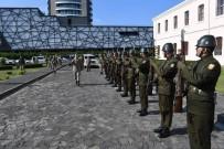 HULUSİ AKAR - Genelkurmay Başkanı Orgeneral Akar, Hatay Bölgesinde Denetlemelerde Bulundu