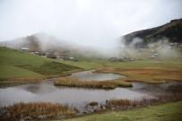 ÜÇTEPE - Gölyanı 'Uzungöl'e Rakip Olmaya Hazırlanıyor