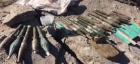 HAVAN MERMİSİ - Hakkari'de Terör Örgütüne Büyük Darbe