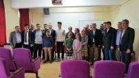 MEHMET ÇELIK - Hisarcık'ta İlçe Öğrenci Meclisi Seçimleri Yapıldı