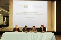 MURAT ÇETINKAYA - İİT Üye Ülke Borsaları Forumu 11'İnci Toplantısı Yapıldı